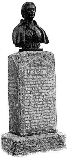 [The Laura Secord Monument.]